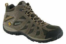 Mens Columbia Redmond Mid Waterproof Trail Boots Size 14 15