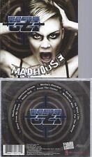 CD--UZI -- -- MADHOUSE-New Sealed
