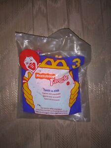 Mcdonalds Happy Meal Nickelodeon Tangle Twist-A-Zoid Figurine W Attachment #3...