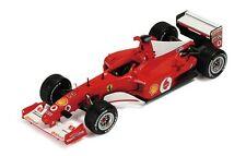 FERRARI LA STORIA 1/43 COLLEZIONE FERRARI F2002 European GP 2002 R. BARRICHELLO