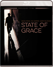 State Of Grace Blu-Ray - TWILIGHT TIME - Limited Edition Sean Penn - BRAND NEW