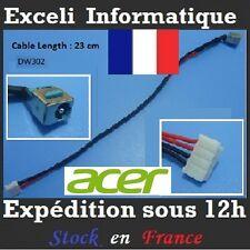 Conector de alimentación ACER ASPIRE 8920 8920G conector Conector Dc Jack dw302