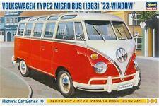 HASEGAWA 21210 1/24 Volkswagen Type 2 Micro Bus (1963) '23-window'