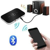 2-IN-1 Bluetooth Receiver & Transmitter Wireless Adapter For Home TV Audio