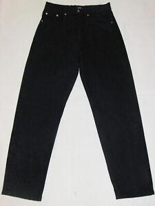 HUGO BOSS Jeans Mod. Arkansas 31/30 schwarz denim