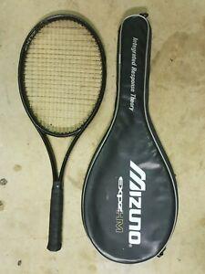 MIZUNO EXPZ Series Tennis Racquet Racket HM High Modulus Composite Graphite