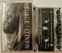 The Cinderella Theory by George Clinton (Cassette, 1989, Warner Bros.)