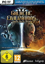 Galactic Civilizations III Limited Special Edition für PC *Neu & OVP*