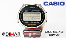 VINTAGE  CASIO 92QR-27 CHRONOGRAPH JAPAN AÑOS 70 Ø.34mm