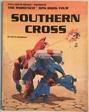 The Robotech Rpg Book Four Southern Cross Palladium Books