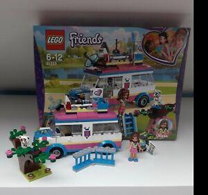Lego Friends 41333 Olivia's Mission Vehicle