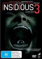 Insidious : Chapter 3 DVD : NEW