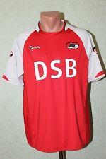 AZ Alkmaar Holland Football Shirt Jersey Camiseta Soccer 2009 2010 Home Size L