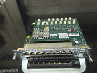 Cisco NM-16ESW-PWR 16 10/100 Etherswitch NM with Cisco pre-standard PoE support