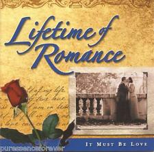 V/A - Lifetime Of Romance: It Must Be Love (EU Time Life 32 Tk Double CD Album)