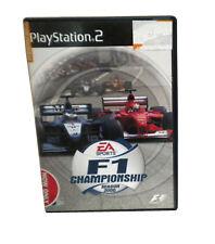 F1 campeonato temporada 2000 (Sony PlayStation 2, 2000)