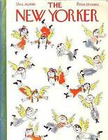 1950 New Yorker December 16 - Grade School Angels