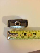 4 pieces Commercial Chrome Burner Valve Knob Metal Handle