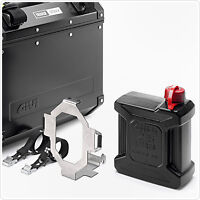 GIVI TAN01 Homologated Jerry can 2.5 litre (oil, water or fuel)