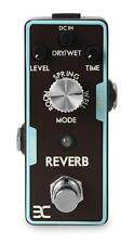 ENO XT-RV10 Reverb E-Gitarre Effekt Hall Effektgerät Bodeneffektgerät Room