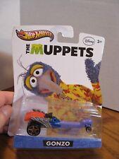 Hot Wheels Disney Muppets Die Cast Car - Gonzo - 2012