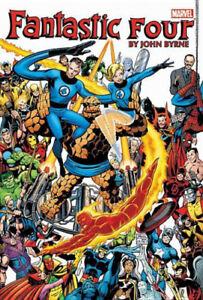 Fantastic Four By John Byrne Omnibus Vol. 1 (new Printing) by John Byrne