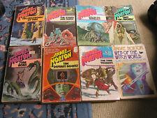 8 x Andre Norton books