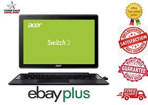 Acer Switch 3 Laptop 4GB/64GB Intel Pentium Touch Pad HD WIN 10 Home Au Stock