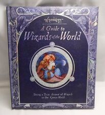 WIZARDOLOGY A GUIDE TO WIZARDS OF THE WORLD BOOK
