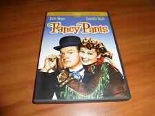 Fancy Pants (DVD, Full Frame 2004) Used Bob Hope, Lucille Ball RARE OOP