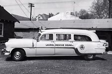 285+ Image Photo CD Vintage Car Style Ambulances Fire Rescue EMS First Aid Squad