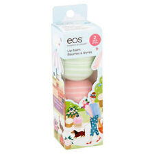 [eos] Evolution Smooth Organic Lip Balm BLOOM 2PCS Cucumber Melon & Coconut Milk