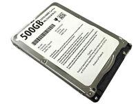"""WL 500GB 5400RPM 8MB Cache SATA III (6.0Gb/s) Slim 7mm 2.5"""" Laptop Hard Drive"""