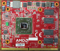 AMD Radeon HD 5450 Dedicated Graphics 512MB DDR3 MXM (HP Part 608544-001)