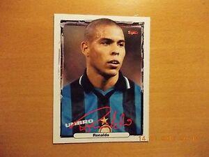 Bravo-Sport Postkarte Ronaldo  Autogramm aufgedruckt