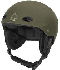 PROTEC  Ace Freecarve  Snowboard / Ski Helmet  Green  Small  /  53cm - 54cm