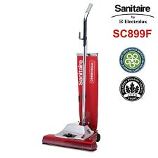 Sanitaire® SC899F Electrolux Vacuum Floor Care 50 ft Cord Shake Out Bag Upright