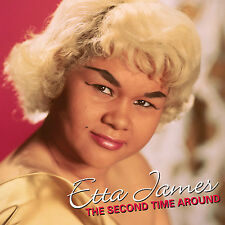 Etta James – The Second Time Around CD