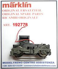 MARKLIN 192778 CARRELLO MOTORE - TREIBGESTELL (schleifer)