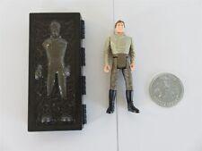 Han Solo in Carbonite 1984 Star Wars Last 17 Figure POTF w/Coin