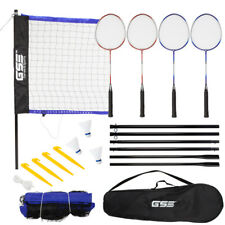 Portable Badminton Complete Set