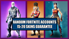 Fortnite account 15-20 skins