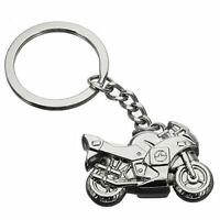 1PC Mini Motorcycle Keychain Key Chain Ring Keyring Keyfob Creative Party Gift