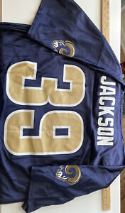 St Louis Rams Jersey Stephen Jackson #39 - Men's Lg NFL Football NFLPAYERS