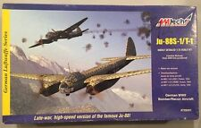 AMtech 1:72 Ju-88S-1/T-1 German WWII Bomber Aircraft Plastic Model Kit #729201