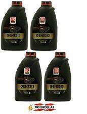 4l Lukoil Genesis Advanced 10W-40 Motoröl ACEA A3/B4 / MB 229.1 4x 1Liter