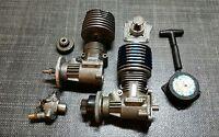 Team Associated and Traxxas TRX 15 nitro motor a lot