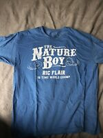 "WWE ric flair ""Nature Boy"" T Shirt"