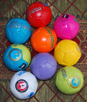 Polo Arena Ball - All Weather - Indoor Polo Balls - Single or Bundled - Colors