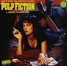 CD Pulp Fiction Original Soundtrack OST Brand New Sealed